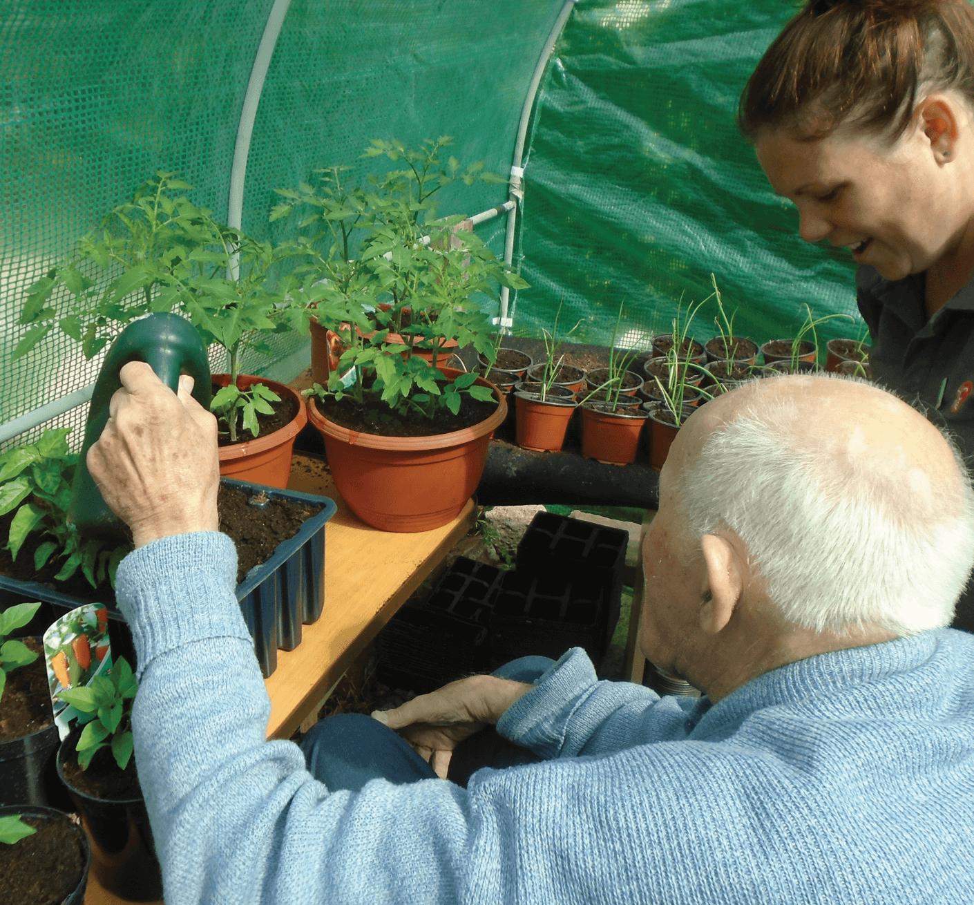 aspen-hill-village-gardening