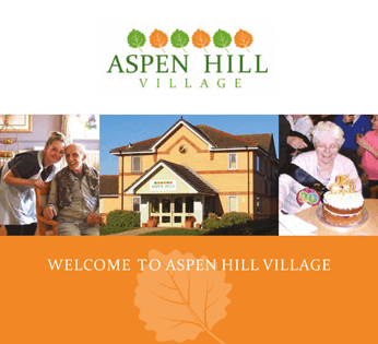 Aspen Hill Village brochure